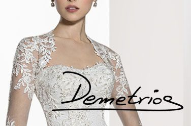 Vestidos de Novia Demetrios